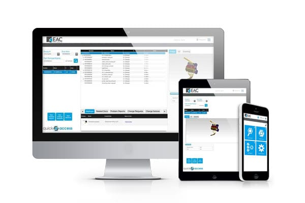 Quick Access - EAC Productivity Apps | EAC Product Development Solutions