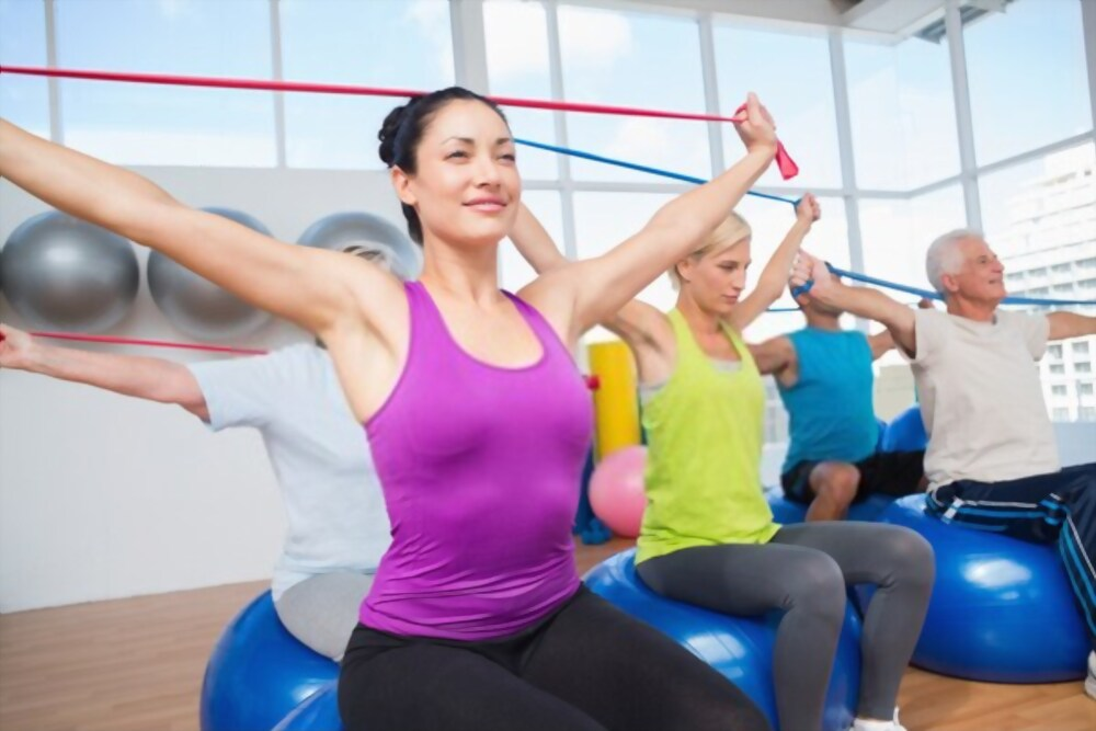 Resistance training can help