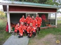 Post-conference excursion at Kuokkalankoski Rapids