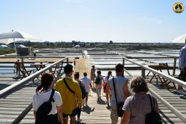 Post-conference study tour at Salinas de Aveiro