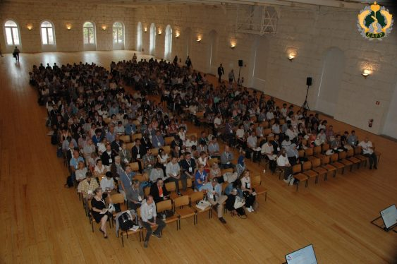 General session at the 19th International EAFP Conference on Diseases of Fish and Shellfish, in September 2019 in Porto, Portugal.