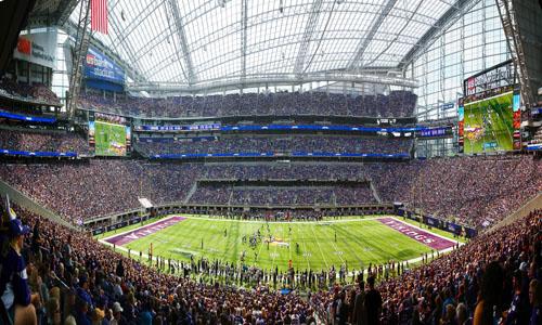 US Bank Stadium Eagan Minnesota