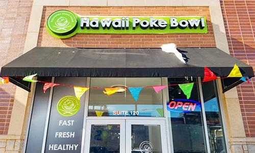 Hawaii Poke Bowl