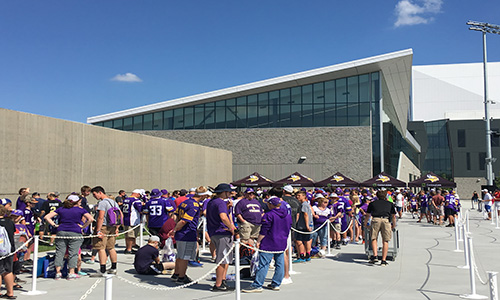 Your Guide to Verizon Vikings Training Camp