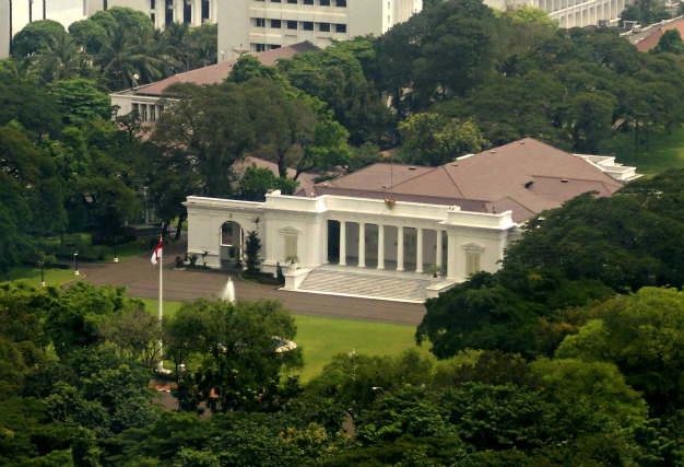 Presidential Palace Jakarta; One day in Jakarta; One-day Jakarta itinerary; D.I.Y. Jakarta