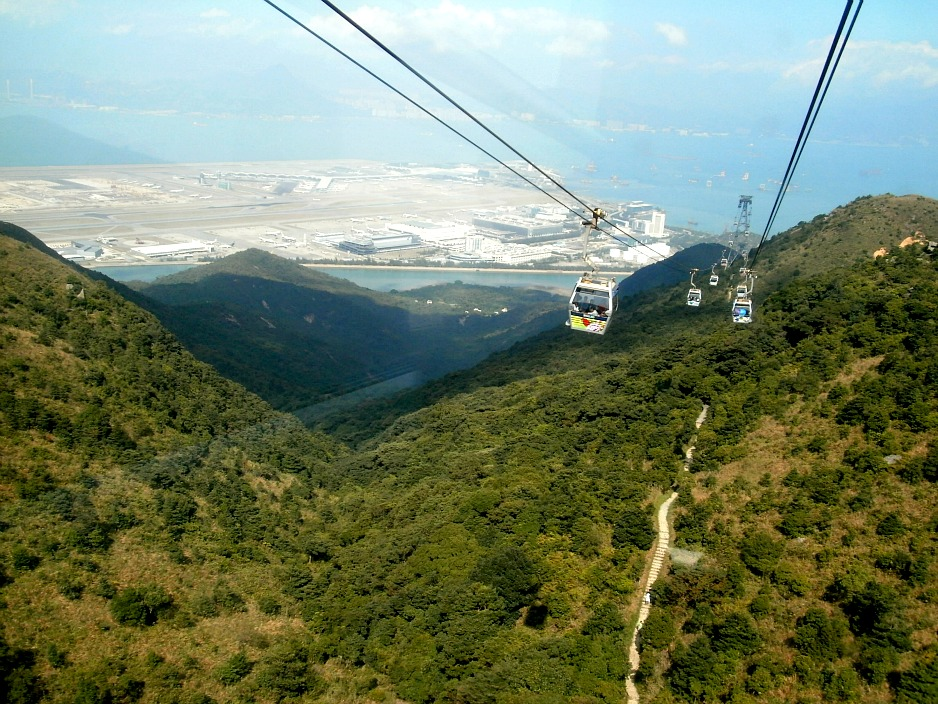Ngong Ping 360; Hong Kong, China