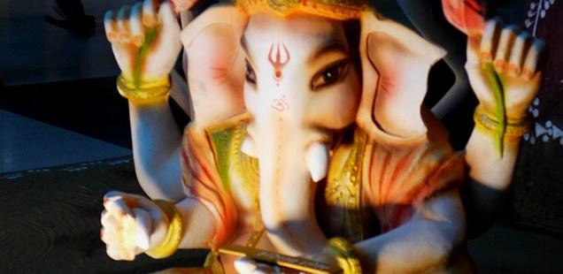 Ganesha Festival in Bangalore