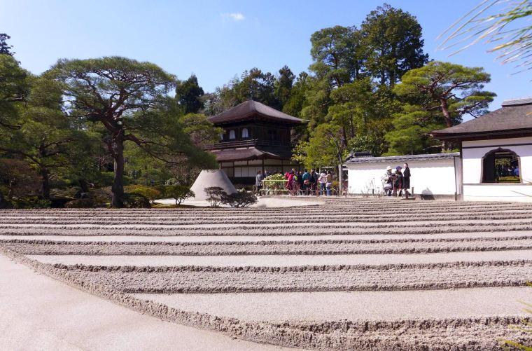 Ginkakuji; Silver Pavilion; Kyoto