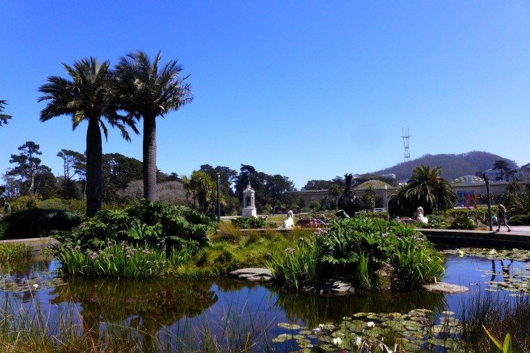 DeYoung Museum, Golden Gate Park, San Francisco