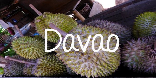 Davao; Backpacking Philippines