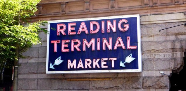 Reading Terminal Market, Philadelphia; What to Eat in Reading Terminal Market