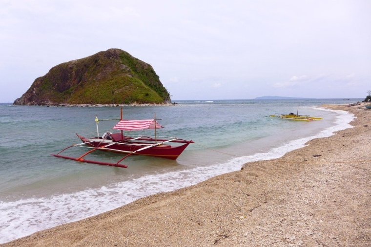 Mararison Island; D.I.Y. Culasi; Culasi, Antique; Antique budget travel; Backpacking Antique; Backpacking Philippines