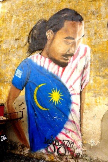 Georgetown Street Art; Penang Street Art; Khoo Kongsi; Cheah Kongsi; Georgetown walking tour; Georgetown D.I.Y. walking tour