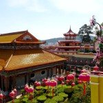 Half-day at Penang's Kek Lok Si Temple