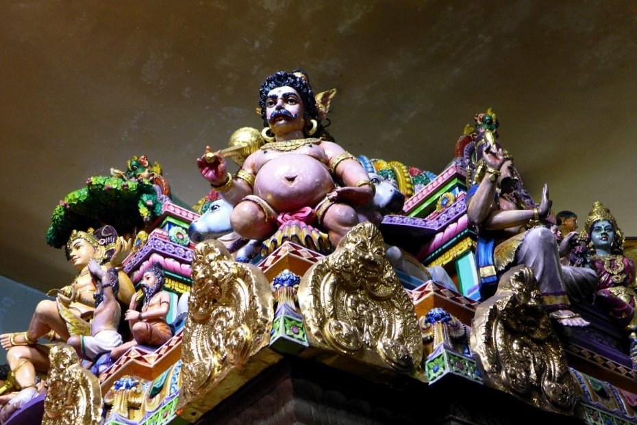 D.I.Y. Little India Singapore Walking Tour; D.I.Y. Singapore itinerary