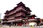 Singapore's Buddha Tooth Relic Temple