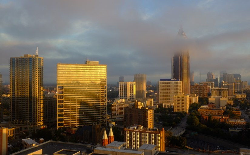 Report from IEEE VIS 2013 in Atlanta, GA