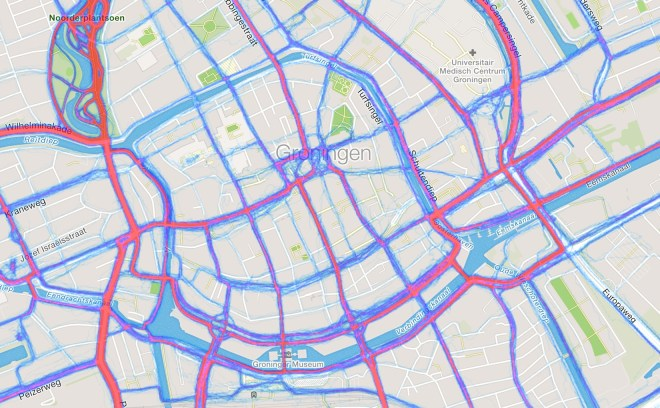 EuroVis Coverage and Running