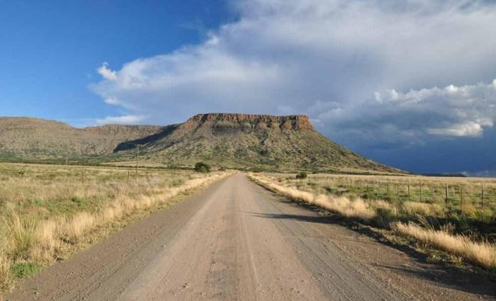 Bundu-bashing in the Eastern Cape