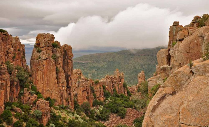 The Valley of Desolation