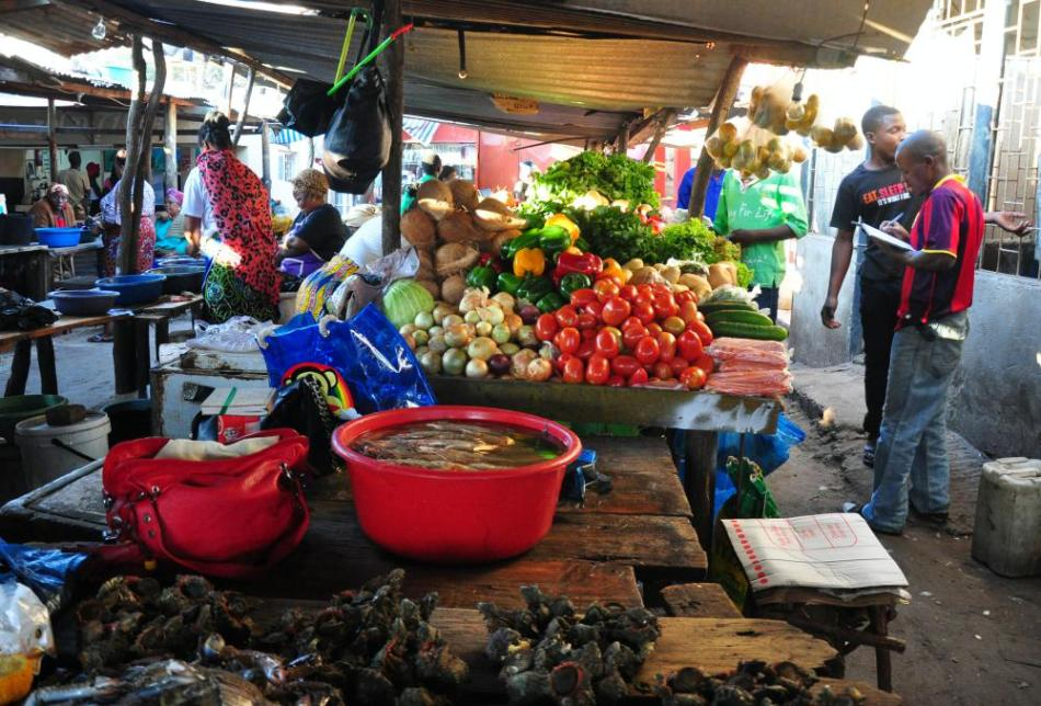 Maputo Fish Market