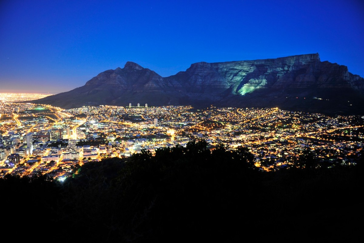 48 hours in Cape Town: free things to do