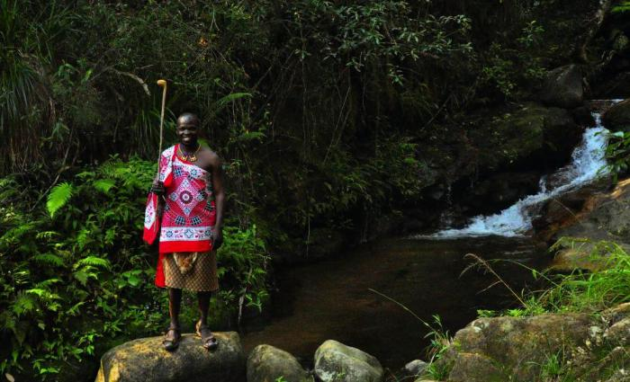 100 hours in the Kingdom of Swaziland