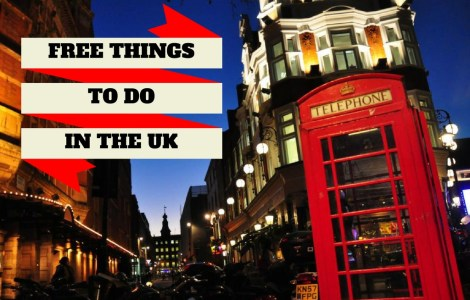 Free things to do in the UK