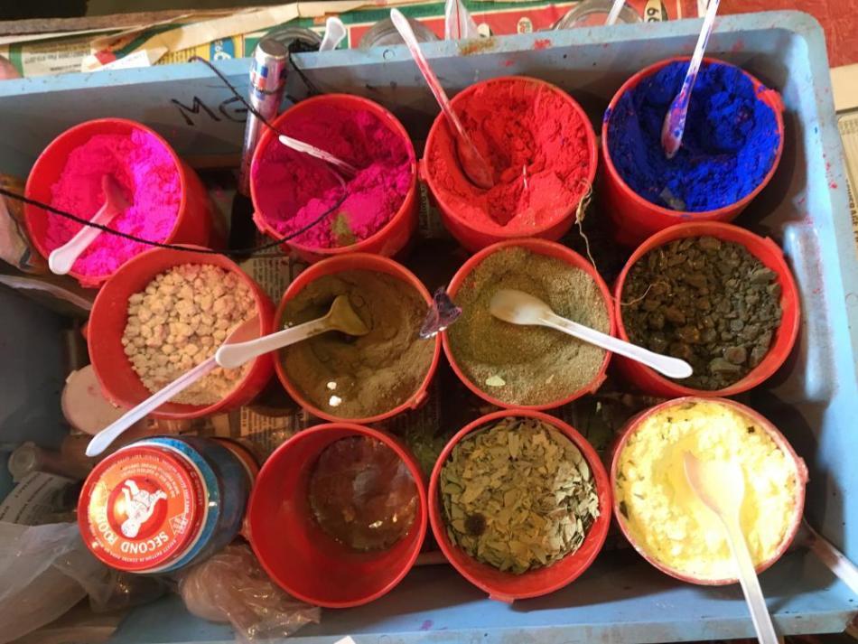 Joburg inner city shopping tour