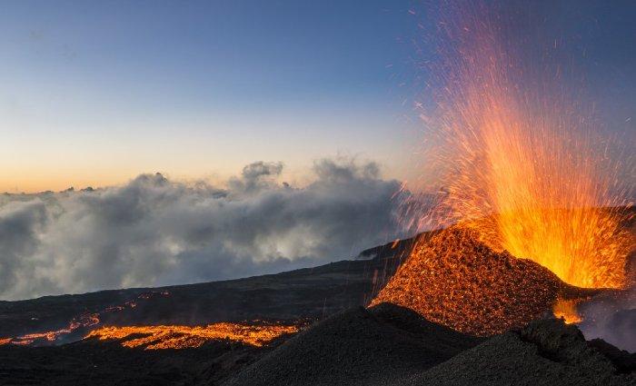 Volcano Tourism on Reunion Island