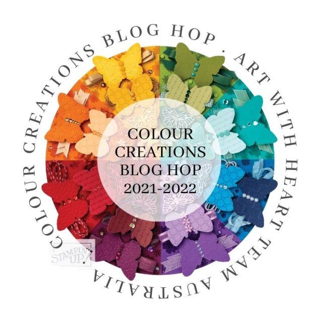 Art With Heart Colour Creation Blog Hop