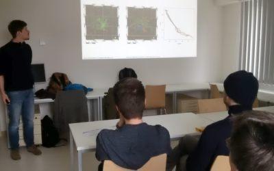 internship and innovation laboratory presentations