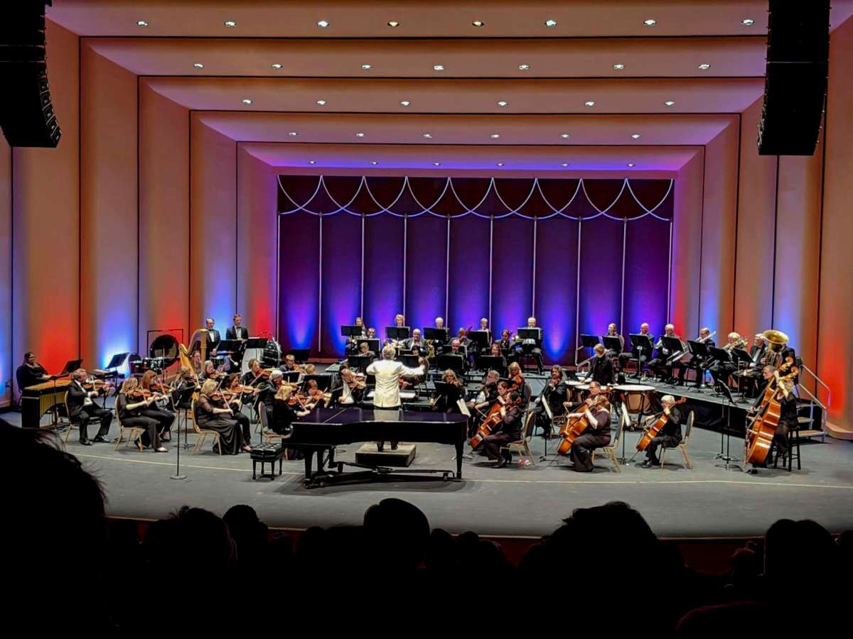 OKWU Student and Faculty Participate in Local Symphony