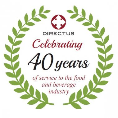 Directus 40 years food industry