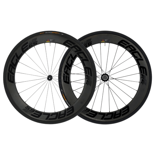 Eagle 65/65 Carbon Fiber Clincher Wheelset