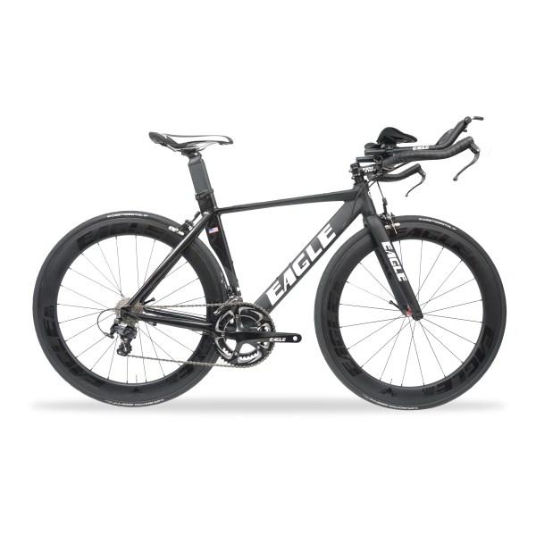 Eagle AT1 Pro Alloy Triathlon Bike With Carbon Wheelset