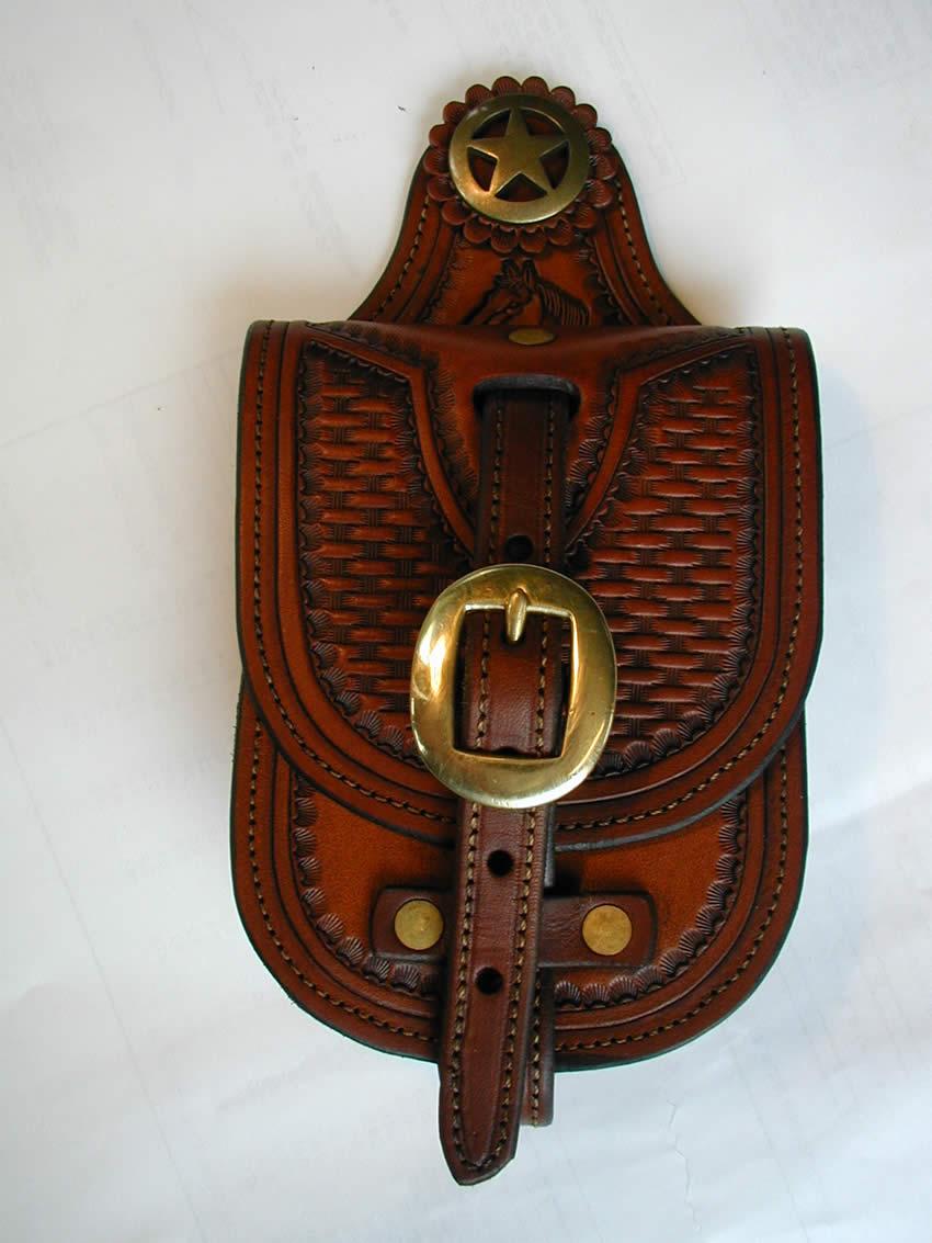 Eagle Brand Saddle Bags Cantle Bags Saddle Pockets