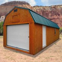Lofted Barn Garage