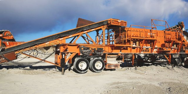 Everything You Need to Know About Eagle Crusher's 6x20 Screening Plant