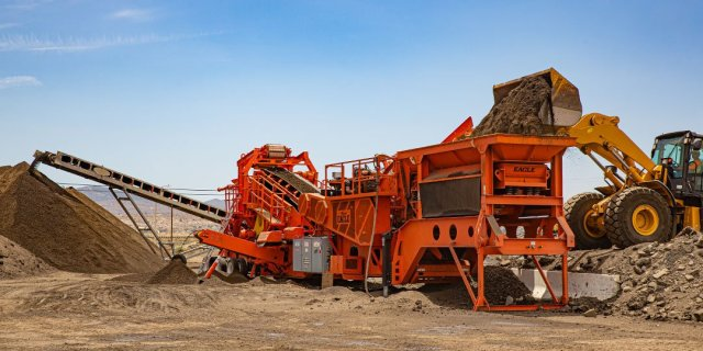 The Power of Portable Crusher Plants