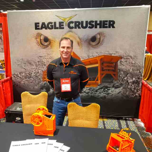 Eagle Crusher Company Updates - January 2020