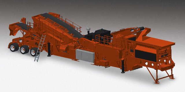 Everything You Need to Know About Eagle Crusher's E-Plant® Two-Deck Portable Crushing Plant