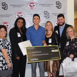 MSD student earns Nordstrom scholarship