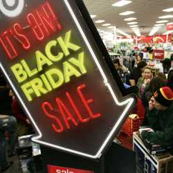 Stores constantly advertise for Black Friday, that way they can attract more shoppers.