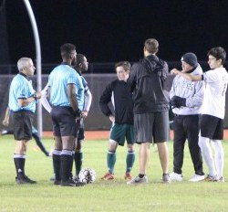 Boys Soccer District Semi-Final Against Delray Atlantic