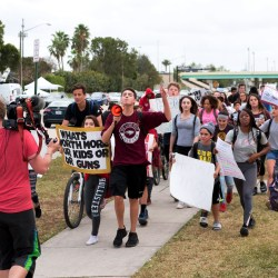[Multimedia] National school walkout marks the start of change