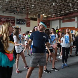 """Dance Marathon will be hosting a spirit week entitled """"Miracle Week"""" leading up to the marathon. Photo by Rebecca Schneid"""