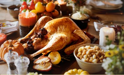 Try one of these new cookbooks to up your game this Thanksgiving. (Dreamstime/TNS)
