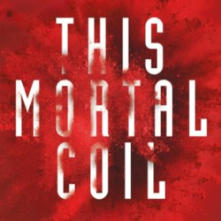"Cover for Emily Suvada's ""This Mortal Coil"""