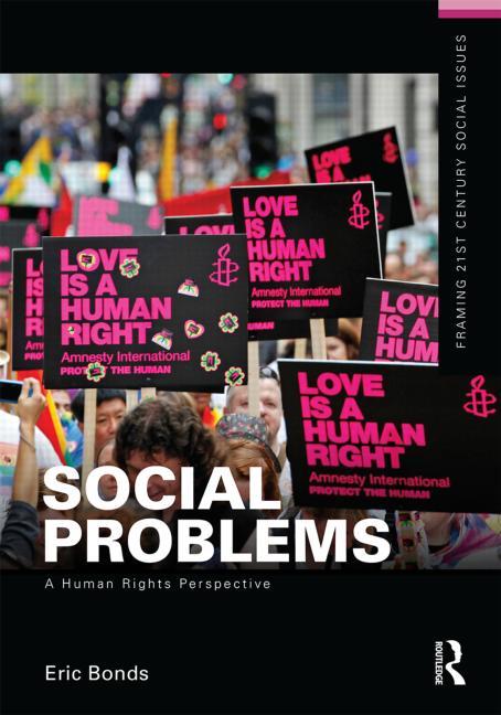 Bonds Publishes New Social Problems Text - EagleEye
